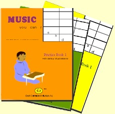 MYCR T1, T2 and P1 Books
